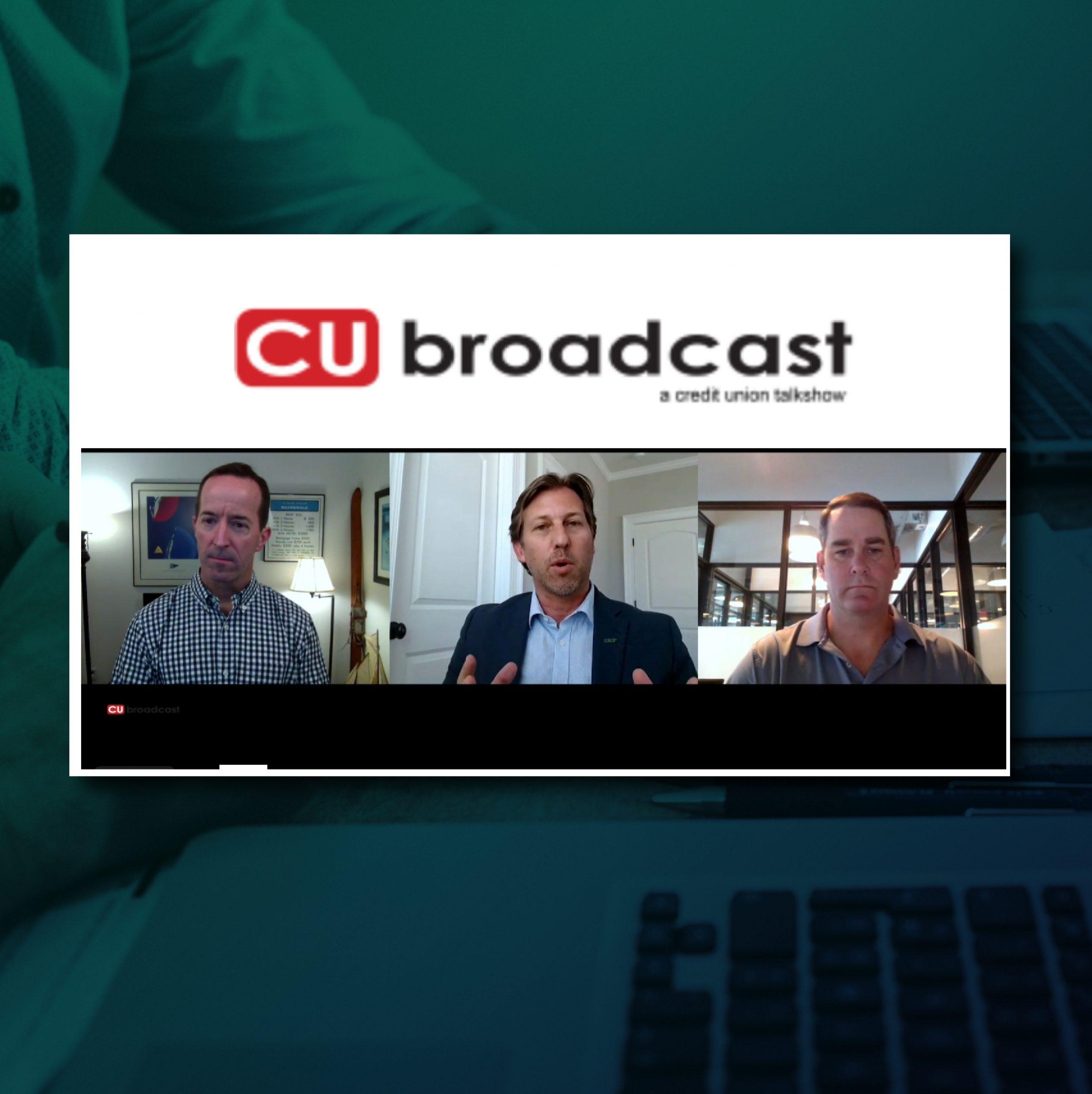CU Broadcast Interview – SRP FCU's Will Scott & BankLabs Matt Johnner